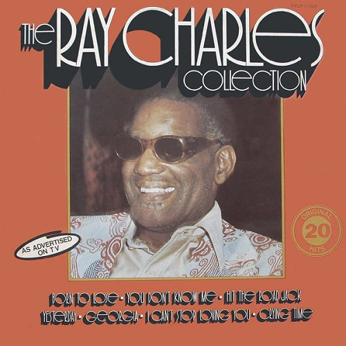Ray Charles - The Ray Charles Collection Album Cover