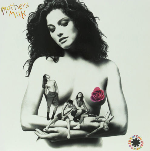 Red Hot Chili Peppers - Mothers Milk Album Cover