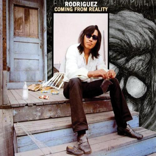 Rodriguez - Coming From Reality Album Cover