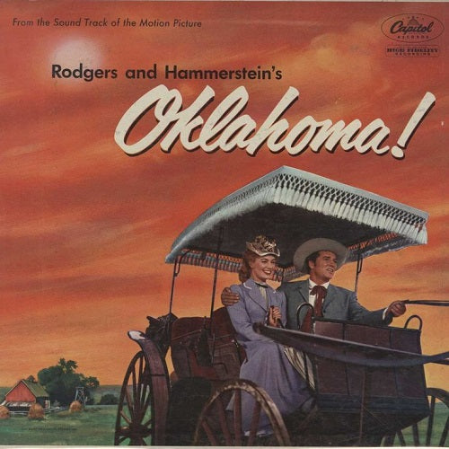 Soundtrack - Oklahoma! Album Cover