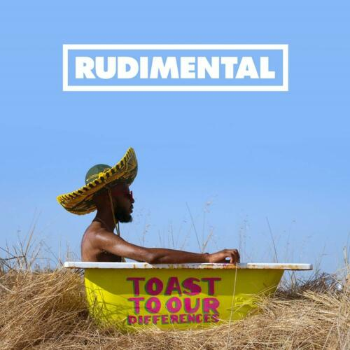 Rudimental - Toast To Our Differences Album Cover