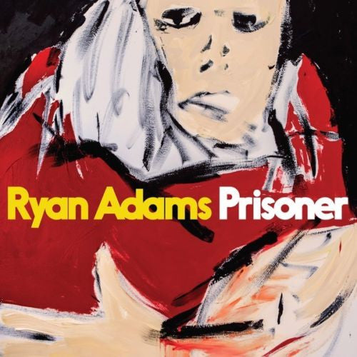 Ryan Adams - Prisoner Album Cover