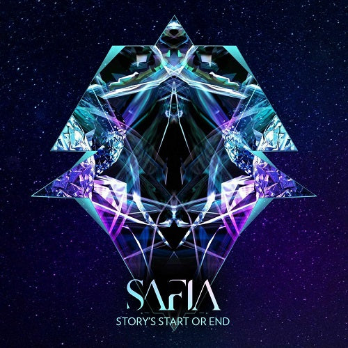 Safia - Story's Start Or End Album Cover