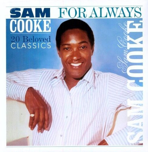 Sam Cooke - For Always: 20 Beloved Classics Album Cover
