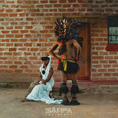 Sampa The Great - The Return Album Cover