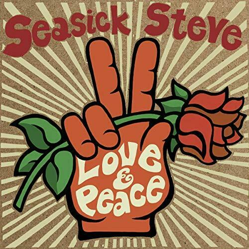 Seasick Steve - Love & Peace Album Cover