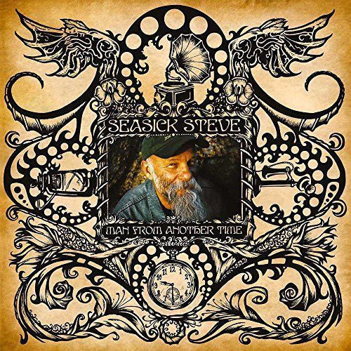 Seasick Steve - Man From Another Time Album Cover