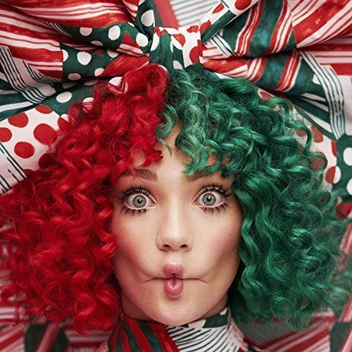 Sia - Everyday Is Christmas Album Cover