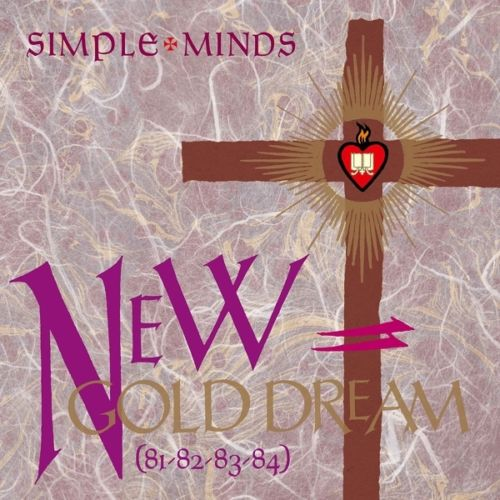 Simple Minds - New Gold Dream (81-82-83-84) Album Cover