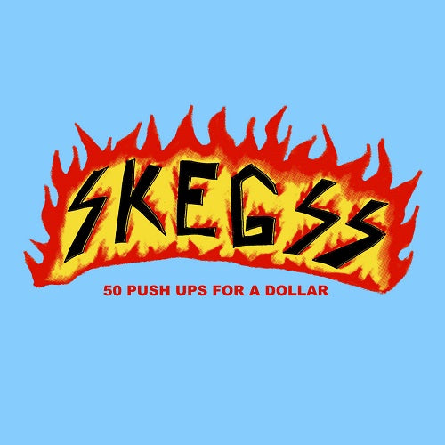 Skegss - 50 Push Ups For A Dollar Album Cover