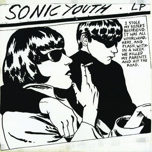 Sonic Youth - Goo Album Cover