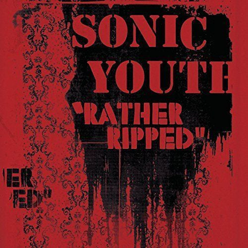 Sonic Youth - Rather Ripped Album Cover