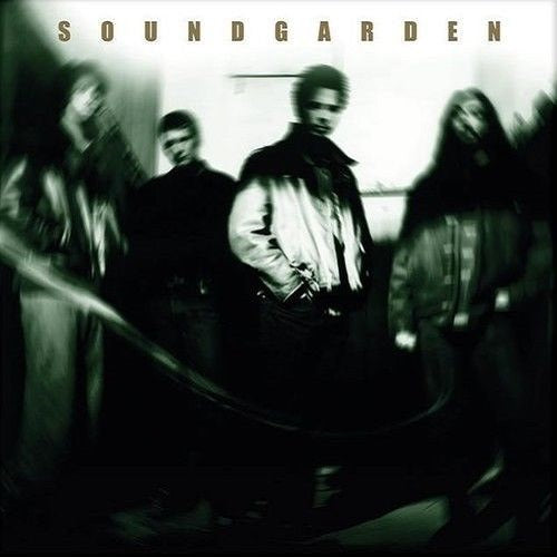Soundgarden - A-Sides Album Cover