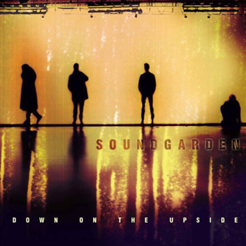 Soundgarden - Down On The Upside Album Cover