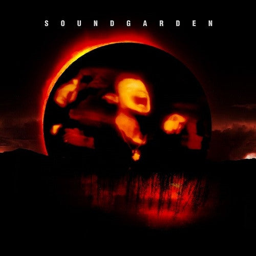 Soundgarden - Superunknown Album Cover