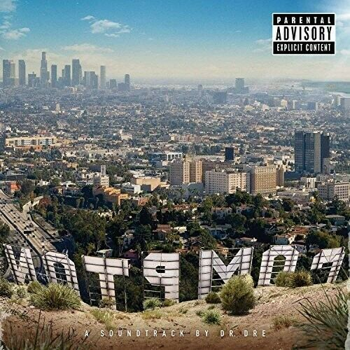 Soundtrack - Compton Album Cover