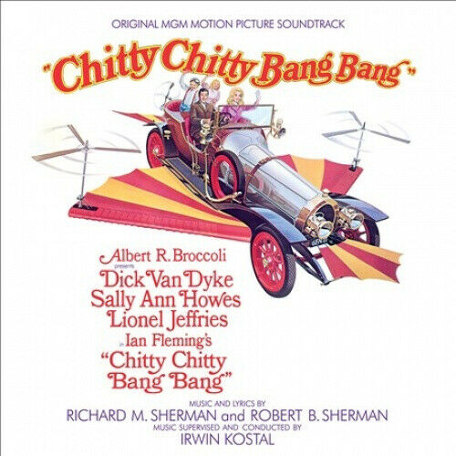 Soundtrack - Chitty Chitty Bang Bang Album Cover