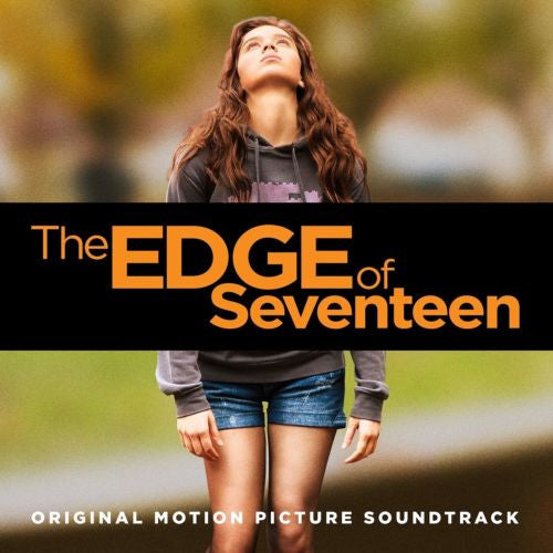 Soundtrack - The Edge Of Seventeen Album Cover