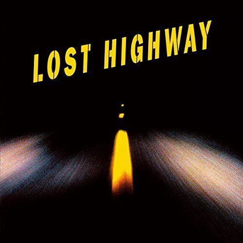 Soundtrack - Lost Highway Album Cover