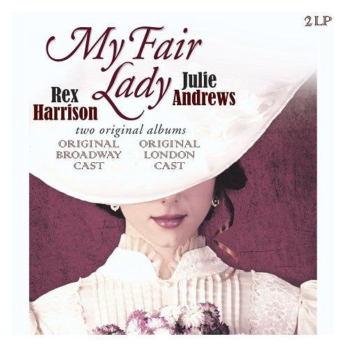 Soundtrack - My Fair Lady: Two Original Albums Album Cover