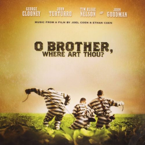 Soundtrack - O Brother, Where Art Thou? Album Cover