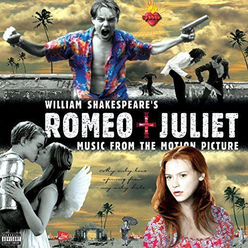 Soundtrack - Romeo + Juliet Album Cover