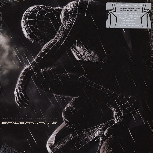 Soundtrack - Spider-Man 3 Album Cover