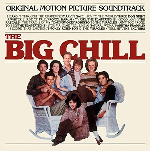 Soundtrack - The Big Chill Album Cover