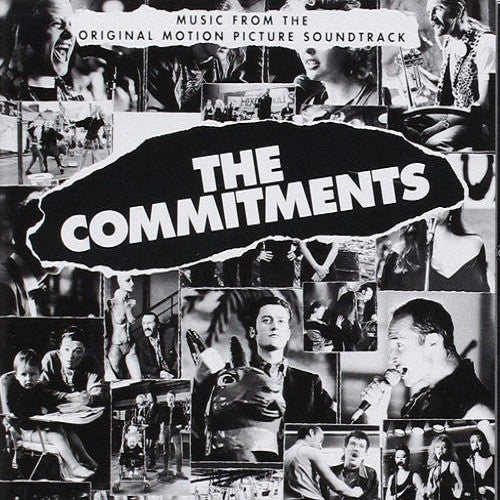 Soundtrack - The Commitments Album Cover