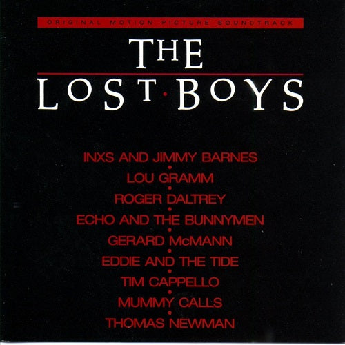 Soundtrack - The Lost Boys Album Cover