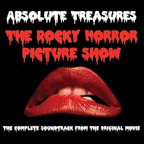 Soundtrack - The Rocky Horror Picture Show: Absolute Treasures Album Cover