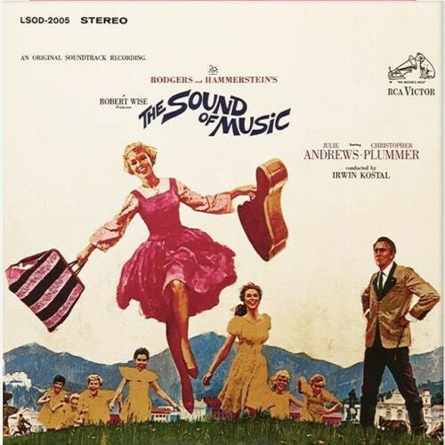 Soundtrack - The Sound Of Music Album Cover