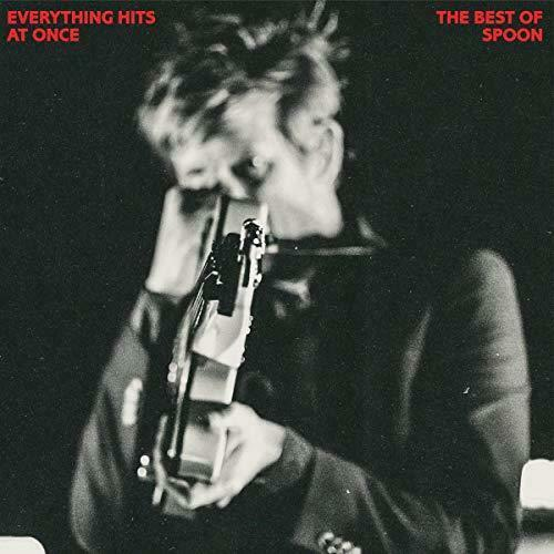 Spoon - Everything Hits At Once: The Best Of Spoon Album Cover
