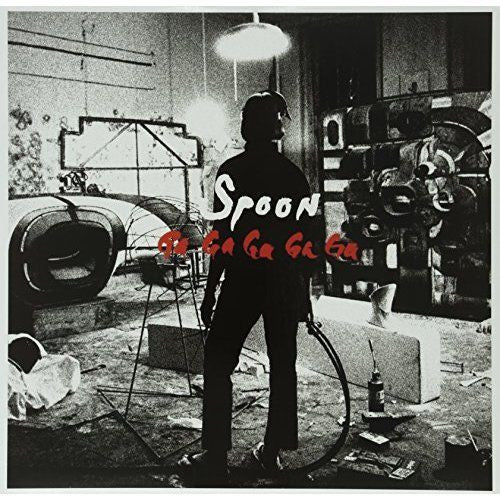 Spoon - Ga Ga Ga Ga Ga Album Cover