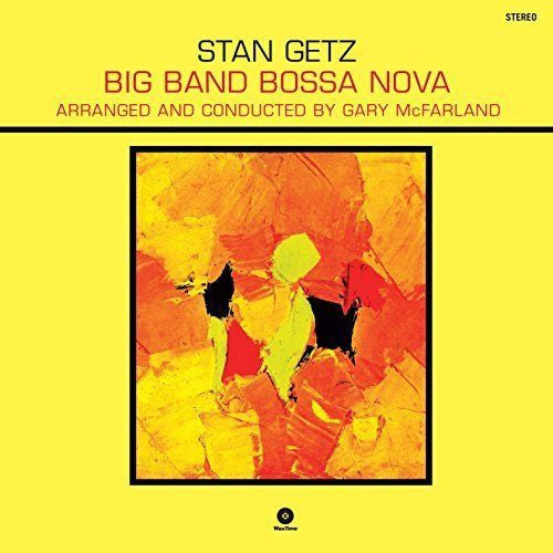 Stan Getz - Big Bang Bossa Nova Album Cover