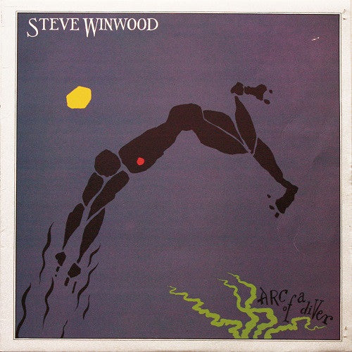 Steve Winwood - Arc Of A Diver Album Cover