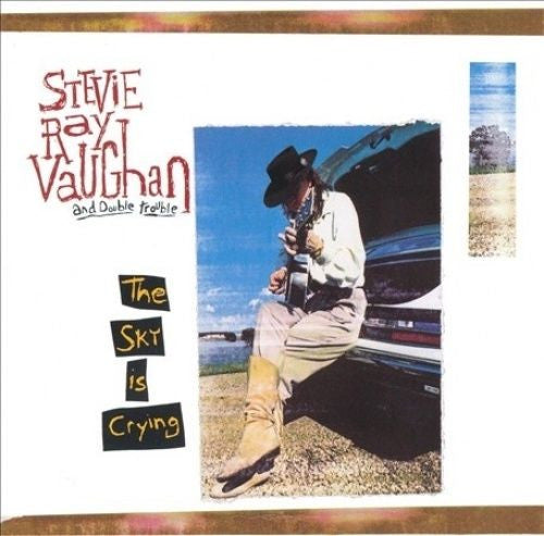 Stevie Ray Vaughan And Double Trouble - The Sky Is Crying Album Cover