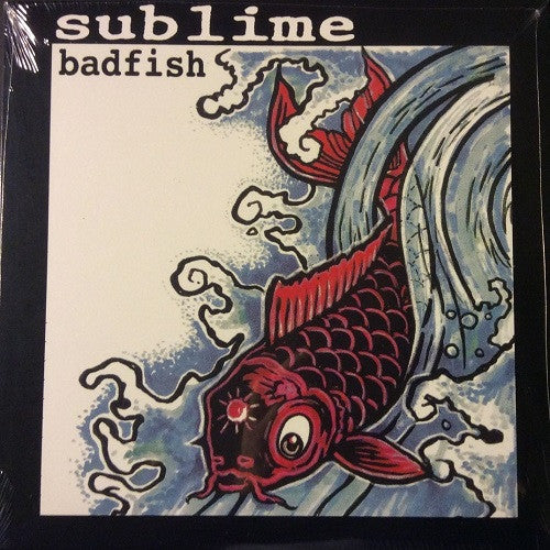 Sublime - Badfish Album Cover