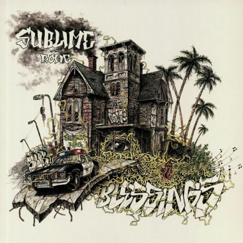 Sublime with Rome - Blessings Album Cover