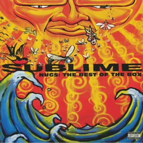 Sublime - Nugs: The Best Of The Box Album Cover