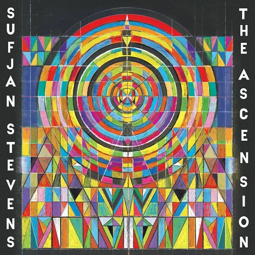 Sufjan Stevens - The Ascension Album Cover