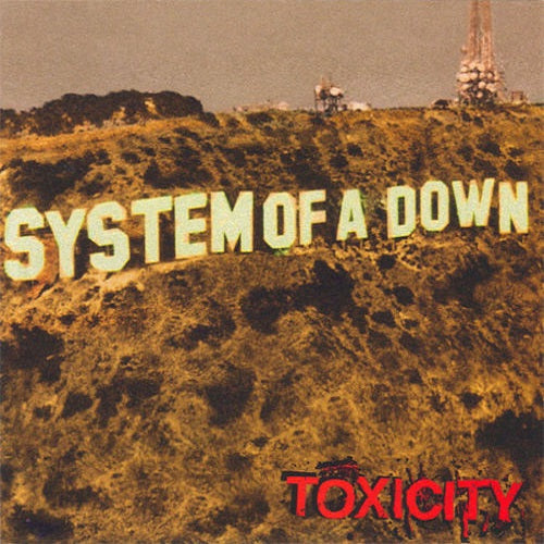 System Of A Down - Toxicity Album Cover