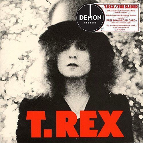 T. Rex - The Slider Album Cover