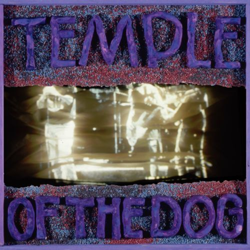 Temple Of The Dog - Temple Of The Dog Album Cover