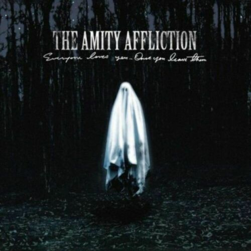 The Amity Affliction - Everyone Love You...Once You Leave Them Album Cover