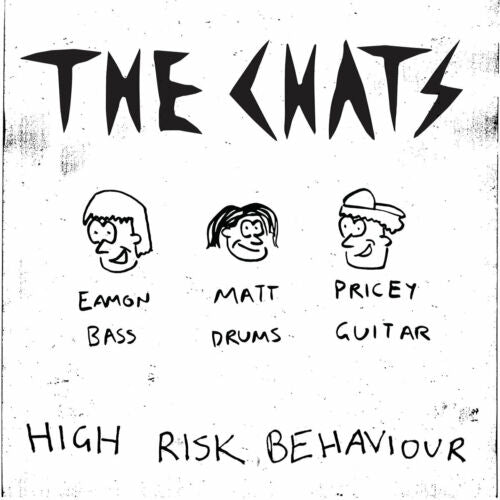 The Chats - High Risk Behaviour Album Cover