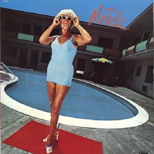 The Motels - The Motels Album Cover