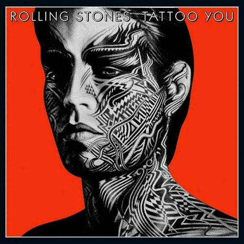 The Rolling Stones - Tattoo You Album Cover