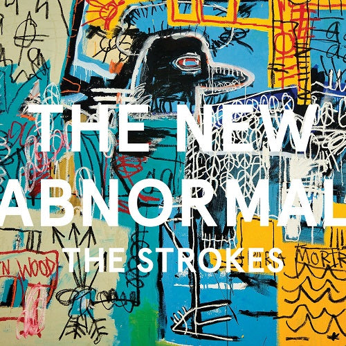 The Strokes - The New Abnormal Album Cover
