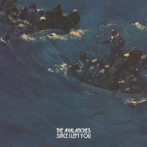 The Avalanches - Since I Left You (Black Vinyl) Album Cover